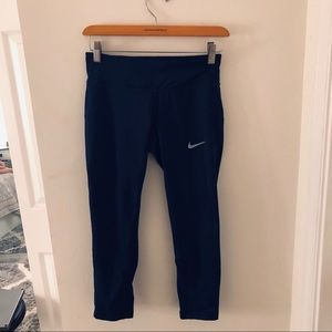 Nike Dry Fit 3/4 running leggings